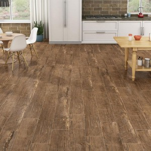 Nitco Wooden Strips 196x1200 mm - Larch Braun