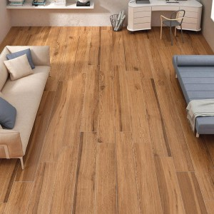 Nitco Wooden Strips 196x1200 mm - Maple Miel