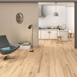 Nitco Wooden Strips 196x1200 mm - Maple Natura