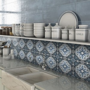 * Moroccan Tiles 200x200mm - DR 03
