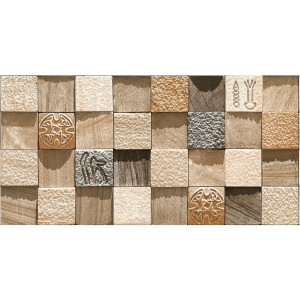 *300x600mm Wall Tile - Mosaico Natural Metrix (Vitrified Tile)