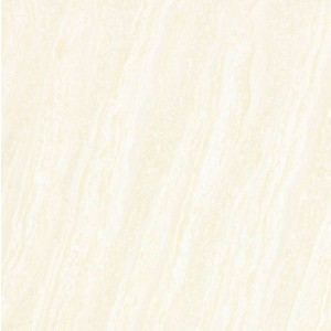 * 800x800mm Double Charge Vitrified Tile - Rivera Gold Light