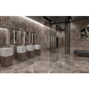 1200x1200mm Vitrified Floor Tile - Silver River (GVT)