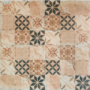 * 600x600 Floor and Wall Tile - SLP-03-HL