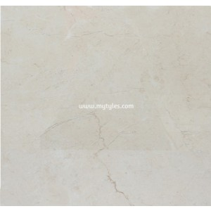 600X600MM Polished Glazed Vitrified Tiles - Antique Beige