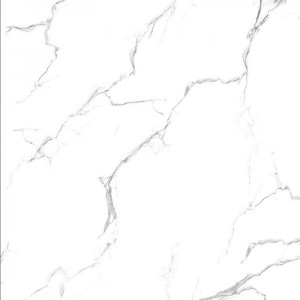 Polished glazed vitrified tiles - sparkle white (PGVT)